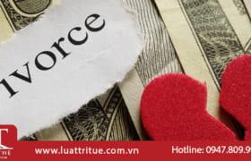 Án phí ly hôn mới nhất 2021 là bao nhiêu?